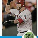 2012 Topps Heritage #146 Mike Napoli WS HL