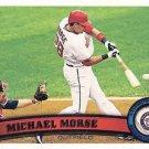 2011 Topps #518 Michael Morse