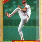 1987 Topps 7 Todd Worrell RB