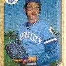 1987 Topps 38 Dennis Leonard
