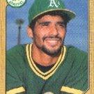 1987 Topps 161 Steve Ontiveros
