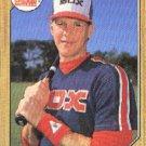 1987 Topps 233 Russ Morman