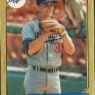 1987 Topps 266 Jeff Hamilton