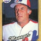 1987 Topps 293 Bob Rodgers MG