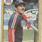 1987 Topps 454 Luis Salazar