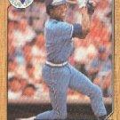 1987 Topps 485 Tony Fernandez