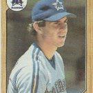 1987 Topps 546 Mike Morgan