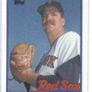 1989 Topps 377 Mike Smithson