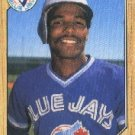 1987 Topps 574 Manny Lee