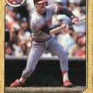 1987 Topps 579 Rick Burleson