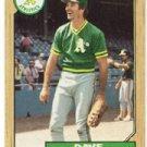1987 Topps 709 Dave Kingman