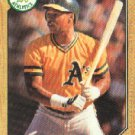 1987 Topps 743 Dwayne Murphy