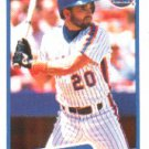 1990 Fleer 208 Howard Johnson