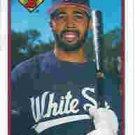 1989 Bowman #72 Harold Baines