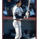 1989 Bowman #101 Matt Nokes