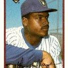 1989 Bowman #145 Glenn Braggs