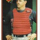 1989 Bowman #154 Tim Laudner