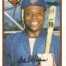 1989 Bowman #156 Al Newman