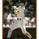 1989 Bowman #175 Mike Pagliarulo