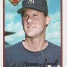 1989 Bowman #173 Jamie Quirk