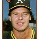 1989 Bowman #187 Rick Honeycutt