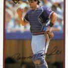 1989 Bowman #288 Damon Berryhill