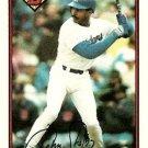 1989 Bowman #349 John Shelby