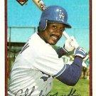 1989 Bowman #345 Alfredo Griffin