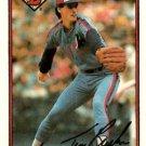 1989 Bowman #360 Tim Burke