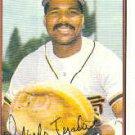1989 Bowman #468 Wil Tejada