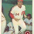 1984 Fleer #44 Tony Perez