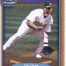 2003 Fleer Splendid Splinters #38 Eric Chavez