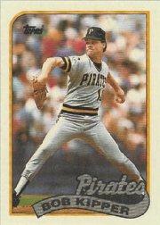 1989 Topps 114 Bob Kipper