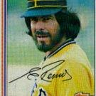 1982 Topps #106 Enrique Romo