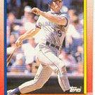 1990 Topps 593 Scott Bradley
