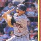 1990 Score 391 John Moses