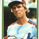 1981 Topps #633 Bill Lee