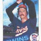 1985 Topps #483 Mike Smithson