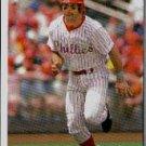 1992 Upper Deck 350 Wally Backman