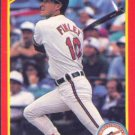 1990 Score 339 Steve Finley