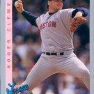 1993 Fleer #348 Roger Clemens LL