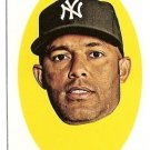2012 Topps Heritage Stick-Ons #29 Mariano Rivera