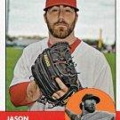 2012 Topps Heritage #244 Jason Motte