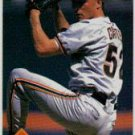 1993 Donruss 76 Larry Carter RC
