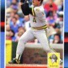 1988 Donruss 312 Mike LaValliere
