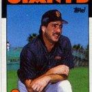 1986 Topps 310 Greg Minton
