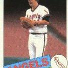 1985 Topps #657 Jim Slaton