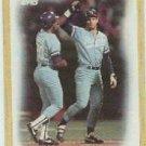 1987 Topps #256 Royals TL/George Brett