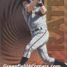 1996 Pinnacle First Rate #8 Matt Williams