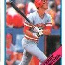 1988 Topps 686 Terry Francona